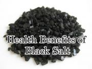 health benefits of black salt