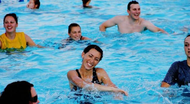 Aqua Aerobics Benefits