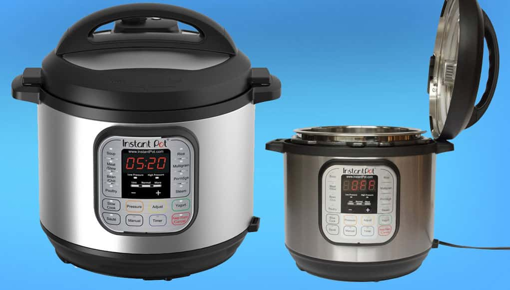amazing instant pot for cooking