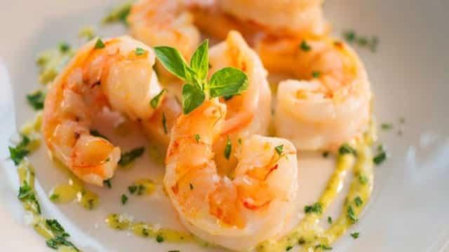 Calories in Shrimp