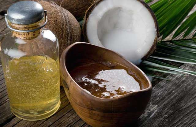 Coconut is one of home remedies for giardiasis