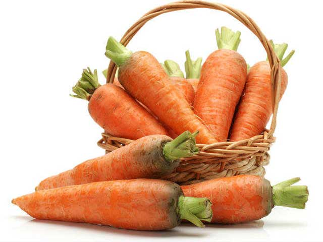 Natural Herb for High Blood Pressure, carrot