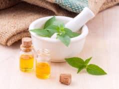 Essential oils for plantar fasciitis