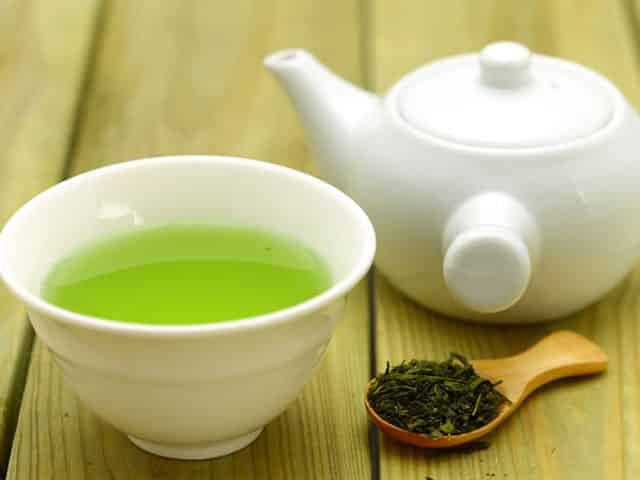 keep your liver healthy with green tea