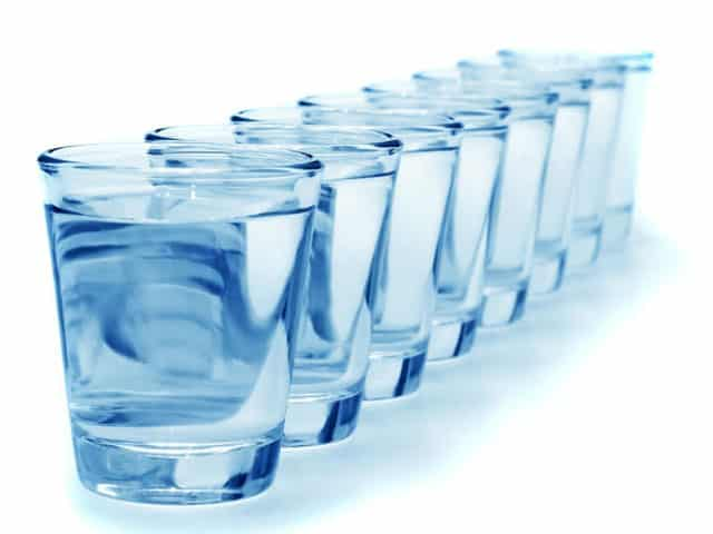 keep your liver healthy with water