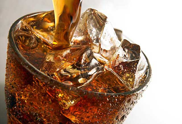 Carbonated Beverages is cancer causing foods