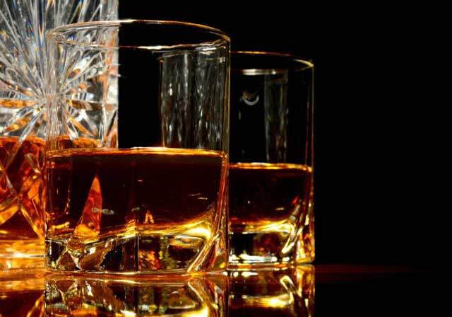 Excess Alcohol cancer causing foods