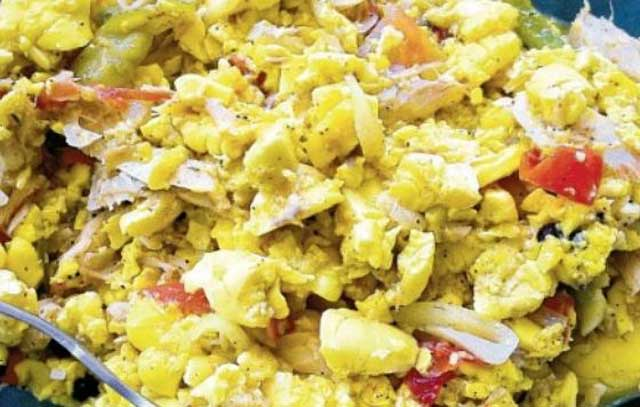 foods from ackee fruit