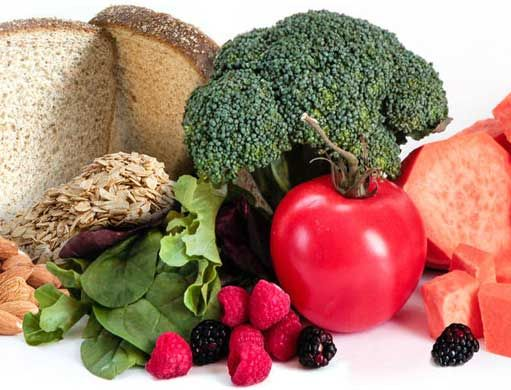 foods that are rich in fiber