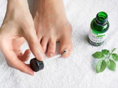 Essential oil for toenail fungus