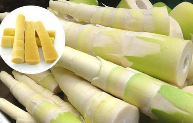 Health Benefits of Bamboo Shoot