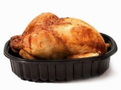 rotisserie chicken nutrition