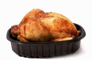 rotisserie chicken nutrition