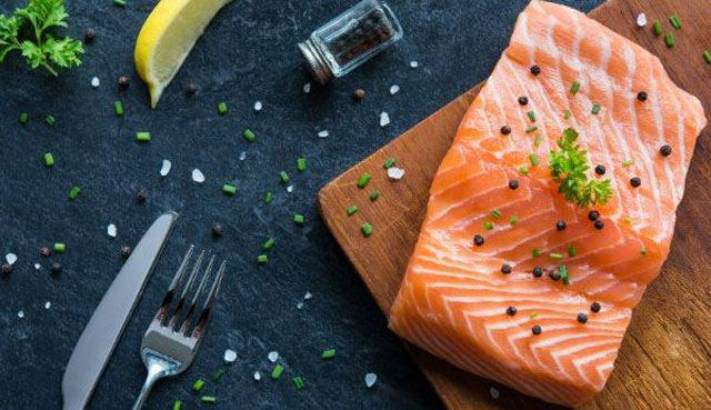 Foods High in Glutamine, seafood