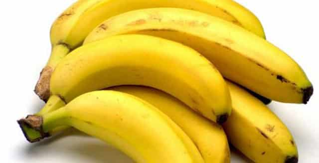 Foods to Burn Fat, banana