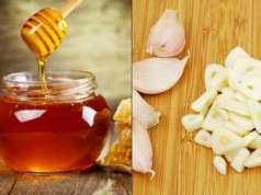 honey and garlic Swollen Tonsils Remedies
