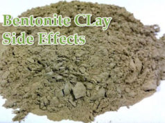 Bentonite Clay Side Effects