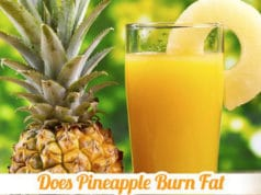 Does Pineapple Burn Fat