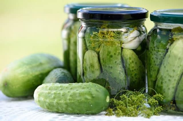 Health Benefits Of Pickle Juice