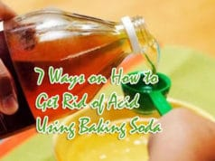 How to Get Rid of Acid Using Baking Soda