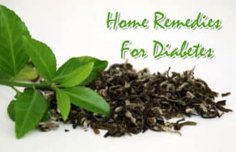 The Most Effective Home Remedies For Diabetes