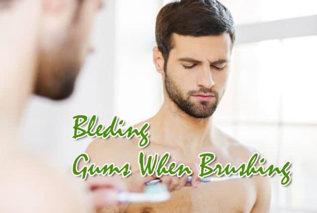 Bleeding Gums When Brushing