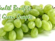Health Benefits Of Green Grapes