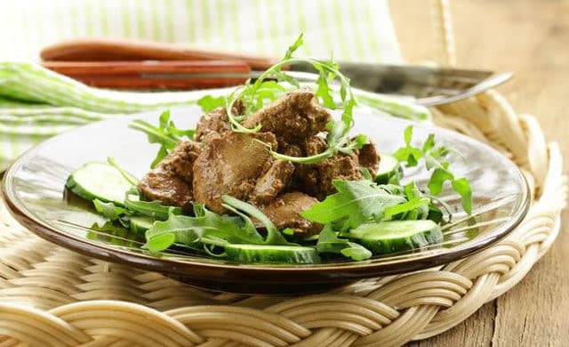 Is Chicken Liver Healthy