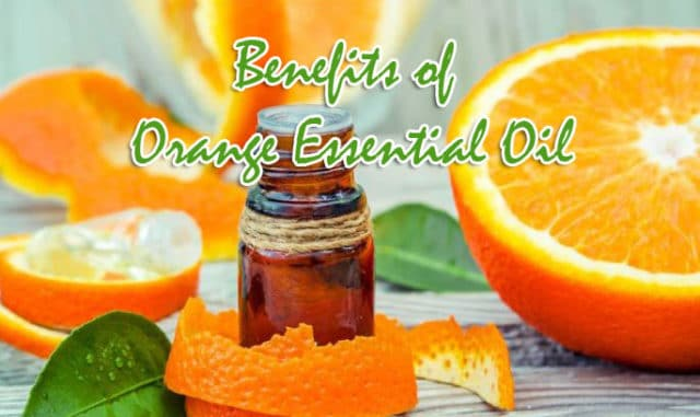 Benefits of Orange Essential Oil