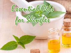 Essential Oils For Shingles