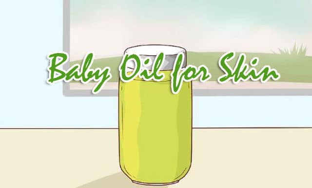 Is Baby Oil Good For Your Skin