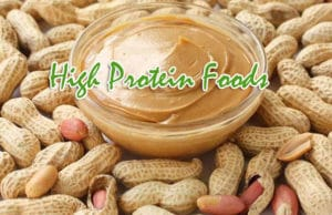 High Protein Foods for Vegetarian