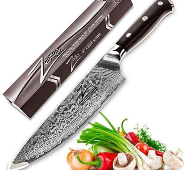 Premium Quality Chef Knives Zelite Infinity Chef's Knife