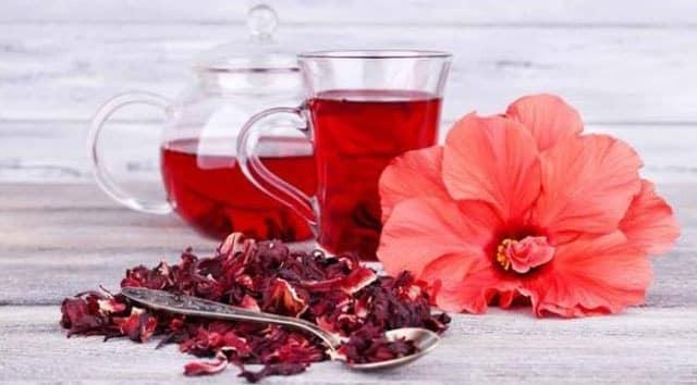 Tea For High Blood Pressure, Hibiscus Tea