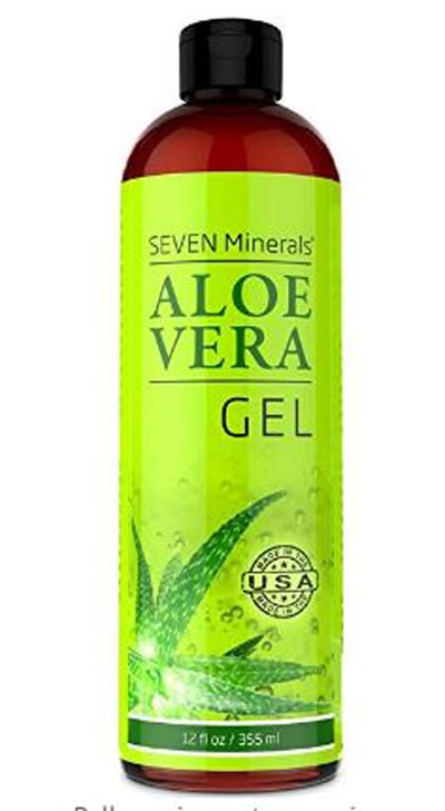 Pure Aloe Vera Gel Product