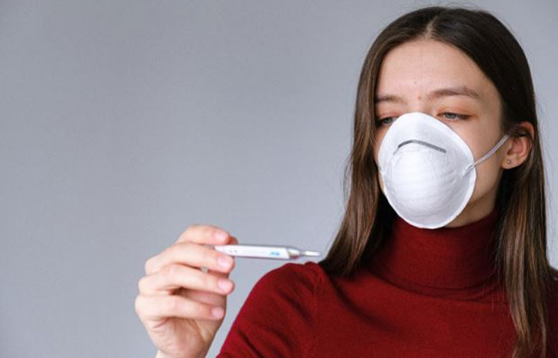 During Home Isolation, Evaluate the Changes of Your Sickness
